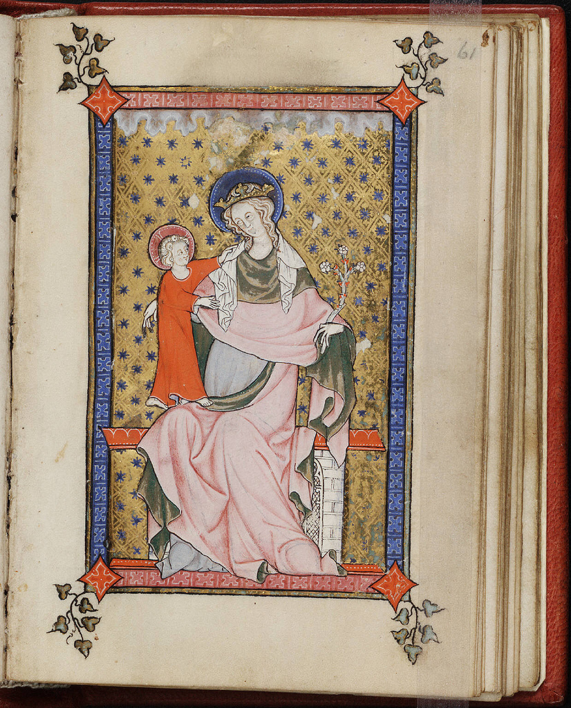 Rothschild Canticles 61r