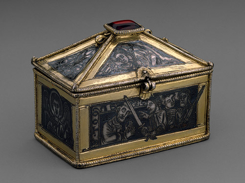 Reliquary Casket of Becket Blood