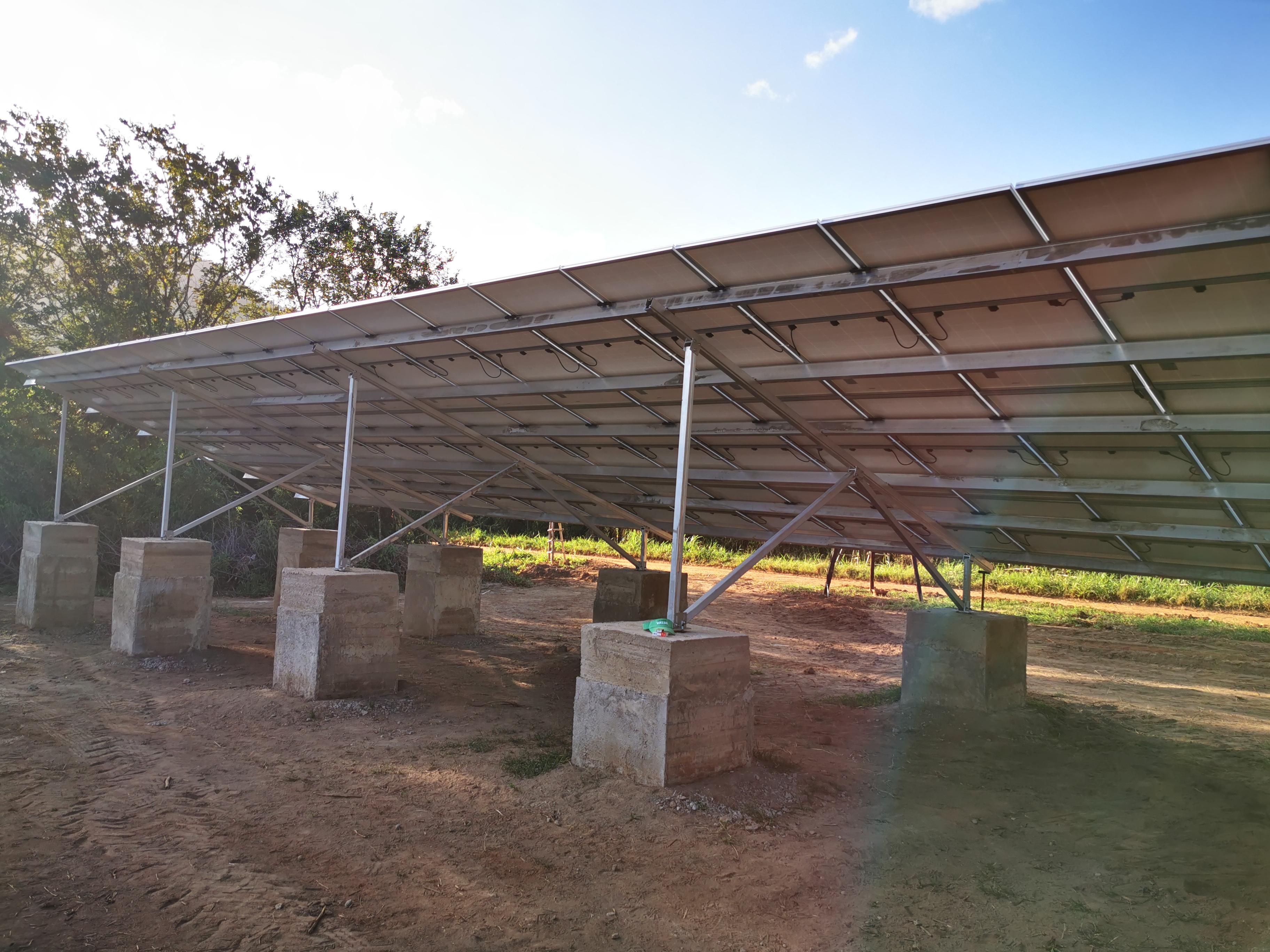 Solar panel battery installation solar g
