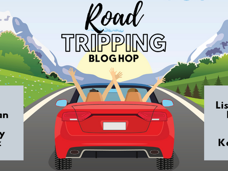 Entangled Teen Road Tripping Blog Hop