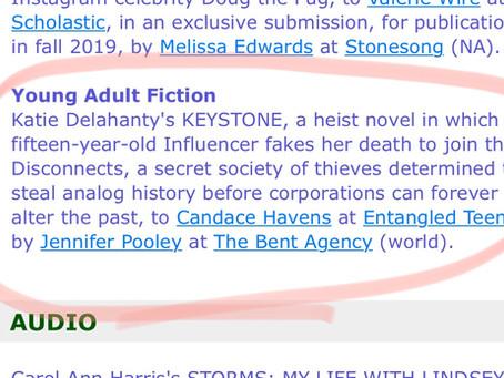 Keystone is coming!