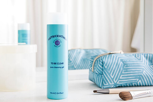 Facial Cleansing Gel - To be Clear