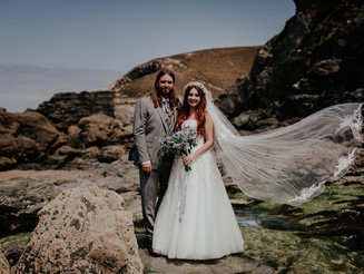 Congratulations to Hannah & Matt! | The Driftwood Spars - St Agnes