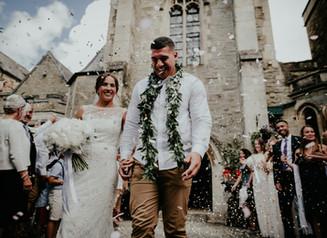 Congratulations to Mr & Mrs Matavesi | The Alverton Hotel