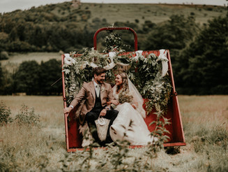 Big weddings are back! A beautiful countryside marriage in Dartmoor