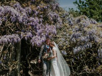 A Beautiful summer Wedding at Caerhays Castle & Gardens