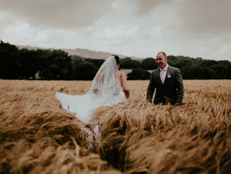 Congratulations Mr & Mrs Brassington | Gwennap