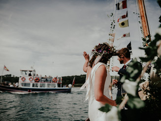 Congratulations to Vic & Ben! | Mylor