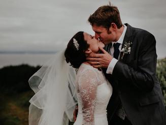 Congratulations Jenny & Dave! Minehead