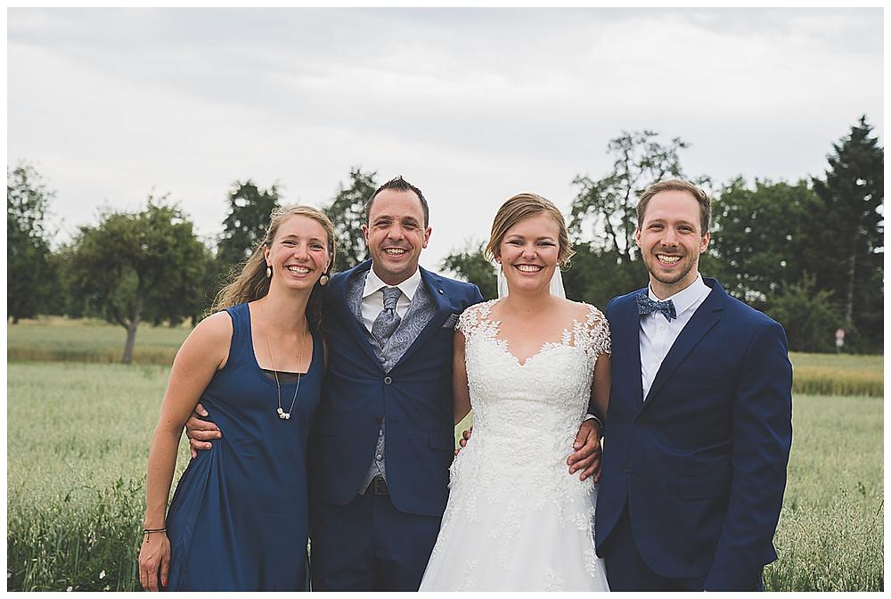 Geschwister Foto Hochzeit