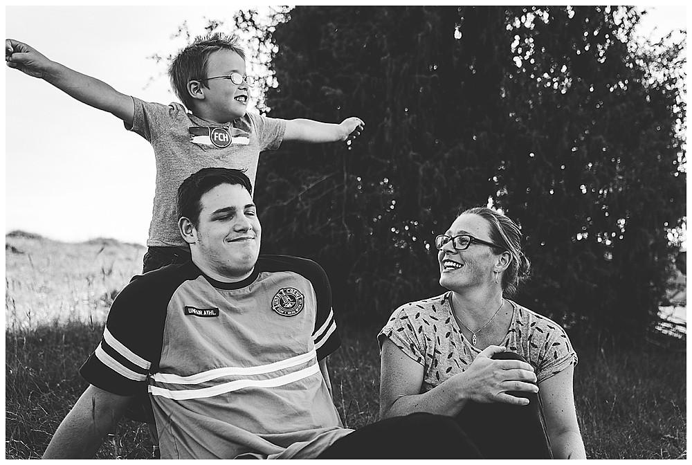 Familienshooting im Eselsburger Tal