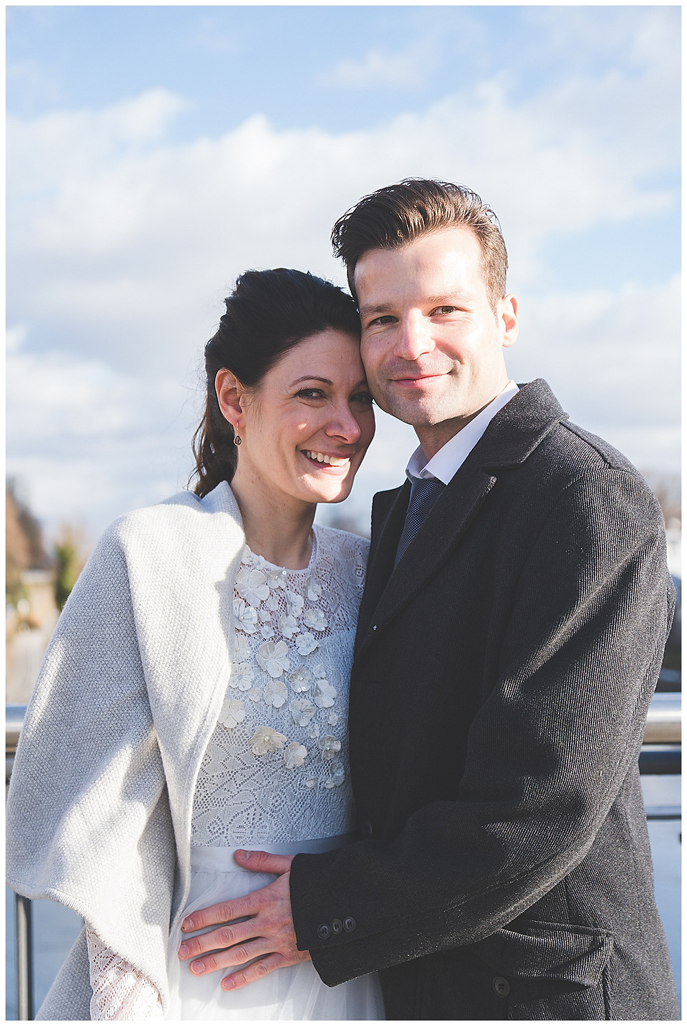 Brautpaar in Neu-Ulm
