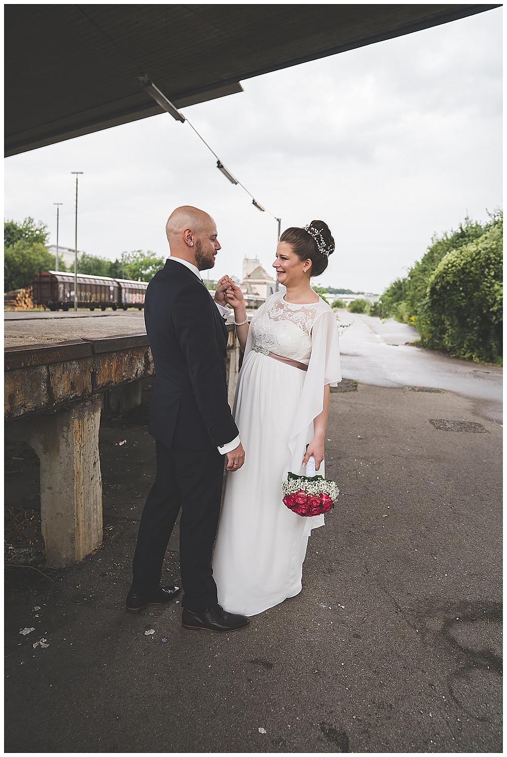 Brautpaarshooting Sinneszauber Hochzeitsfotograf