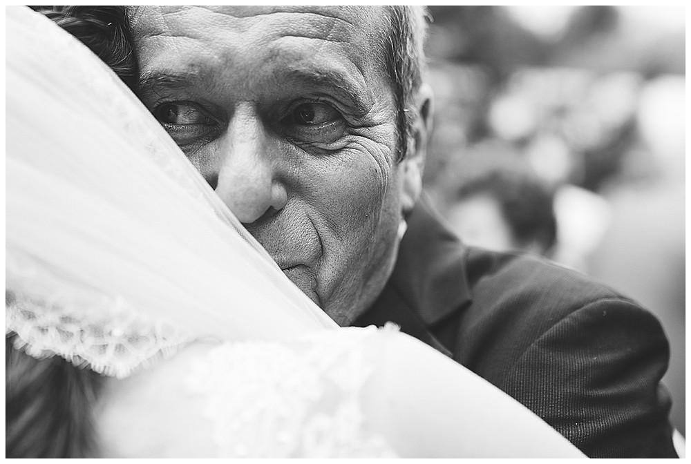 Brautvater zu Tränen gerührt Biberach heiraten