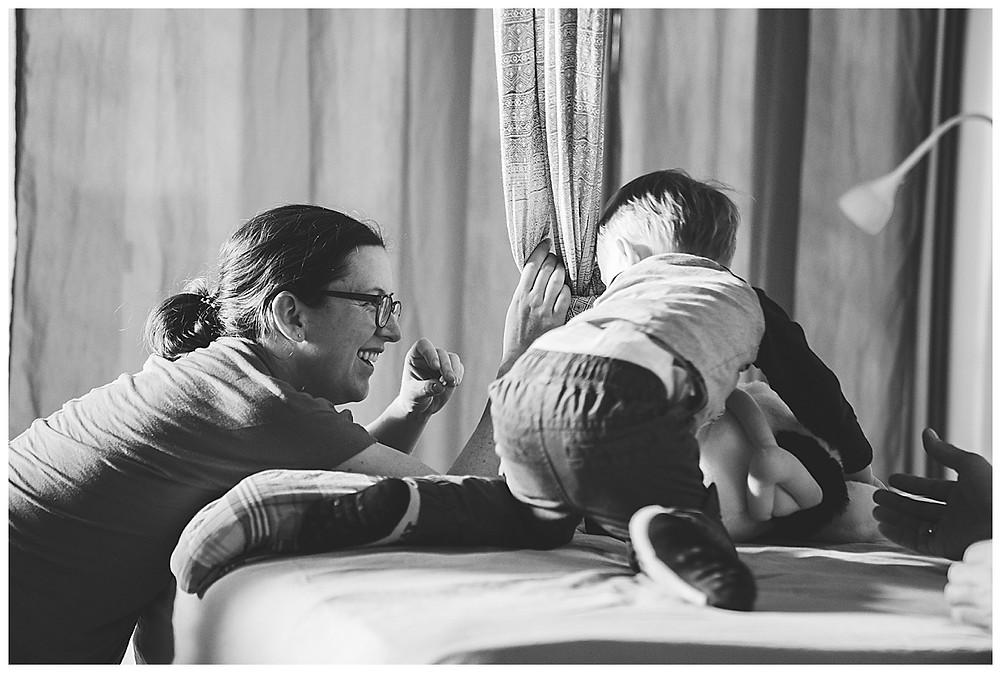 Geburt im Geburtshaus