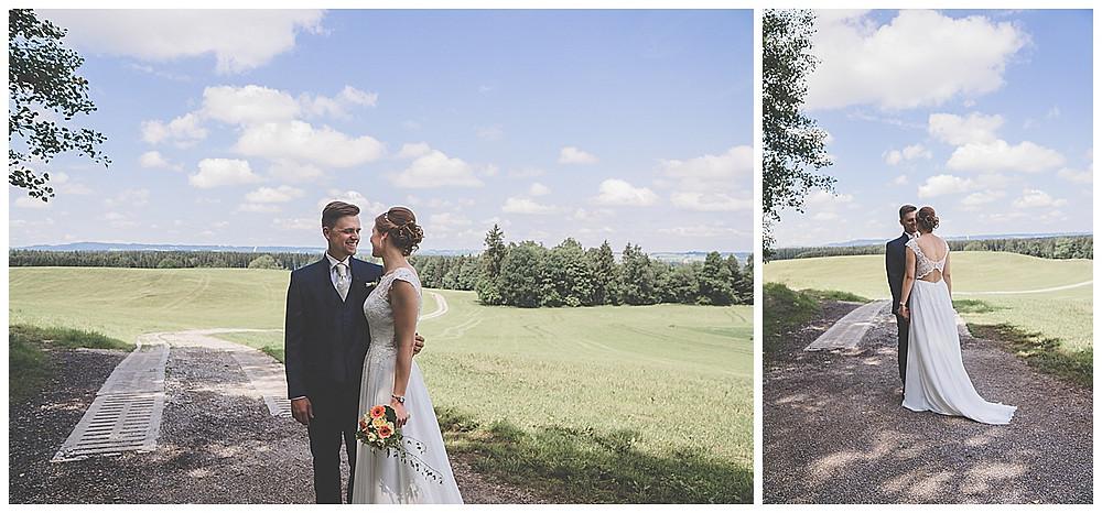 Brautpaarshooting im Allgäu Hochzeitsfotograf