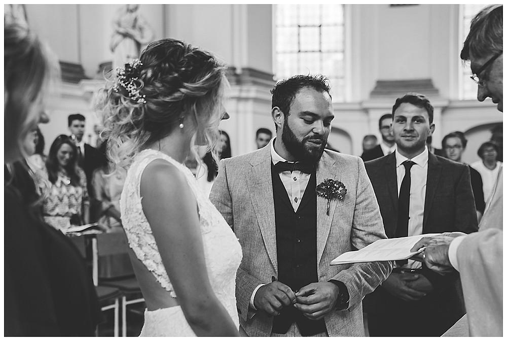 Kirchliche Hochzeit im Kloster Wiblingen