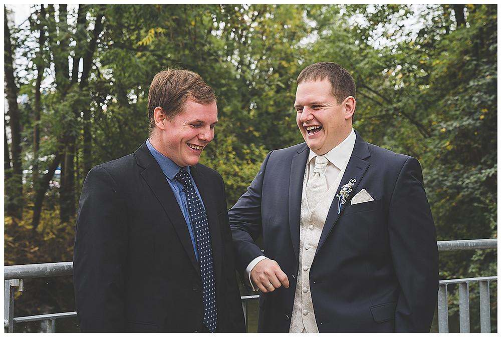 Bruder und Bräutigam