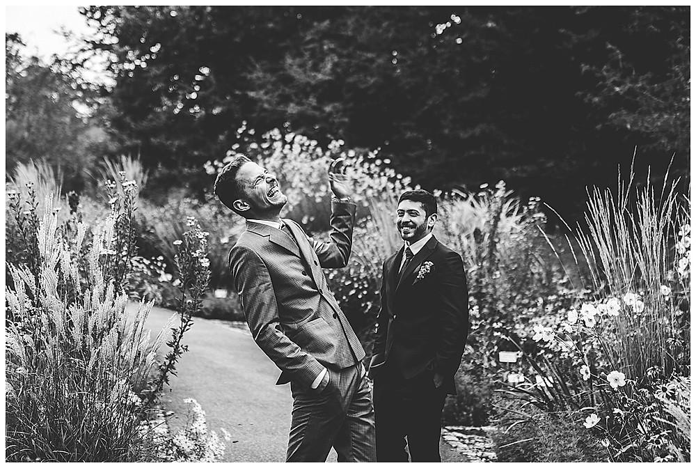 Hochzeitsfotograf Ulm Botanischer Garten