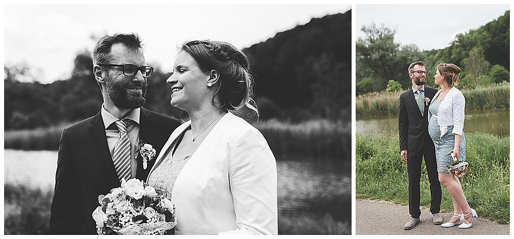 Brautpaarshooting im Eselsburger Tal