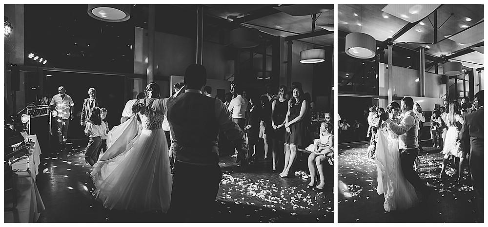 Brauttanz bei der Hochzeit
