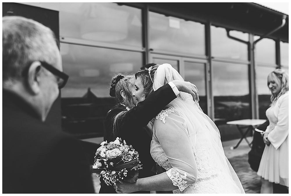 heiraten in Deftigen Schwarzen Beck