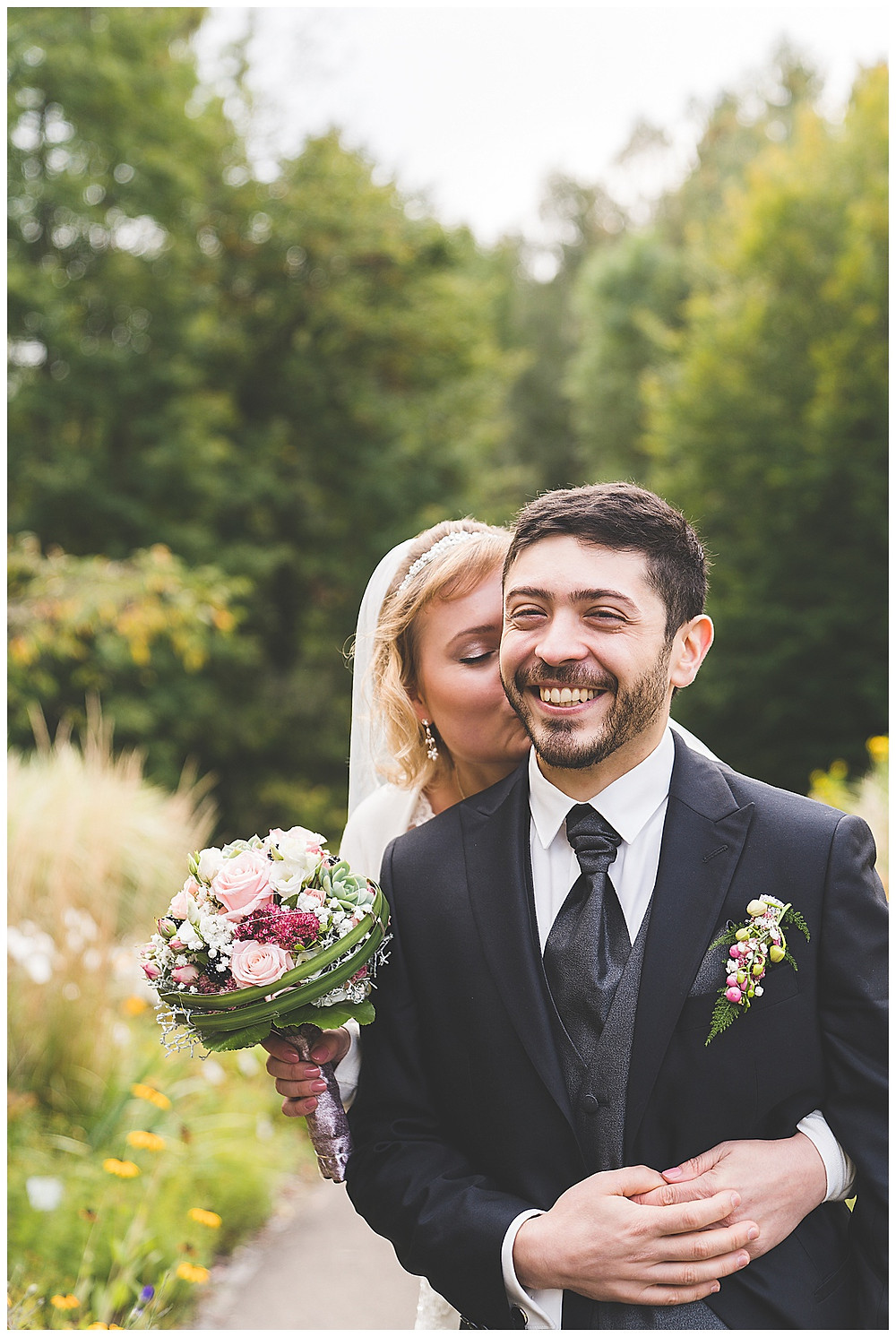 heiraten in Ulm Brautpaar