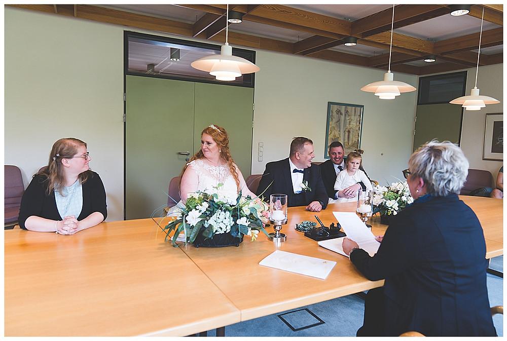 Hochzeit im Standesamt Ammersbek