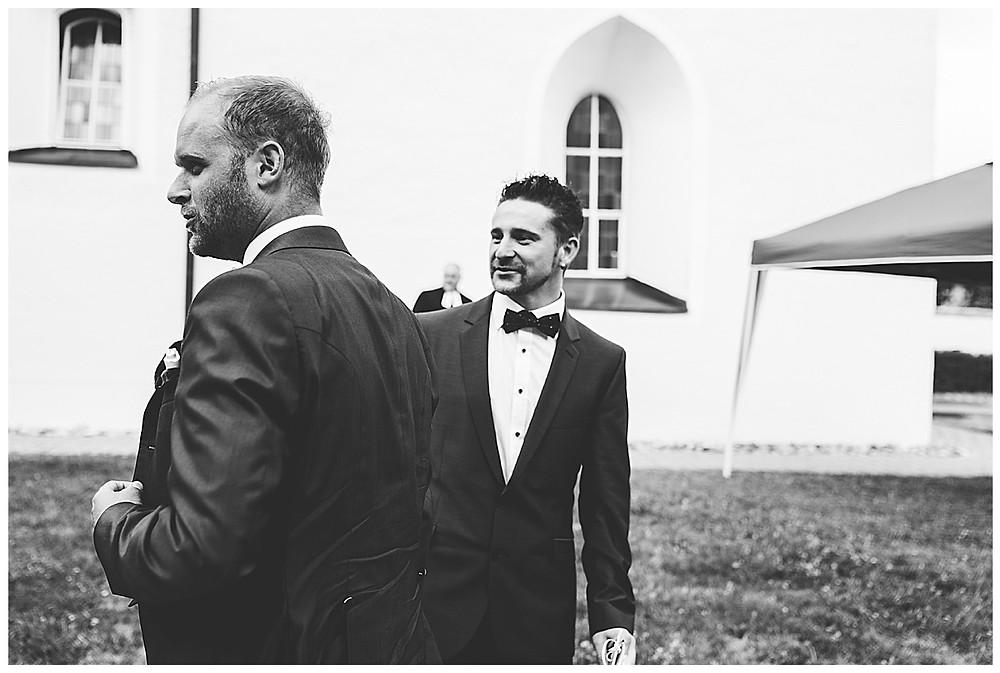 Kirche Scharenstetten Hochzeit Gratulation