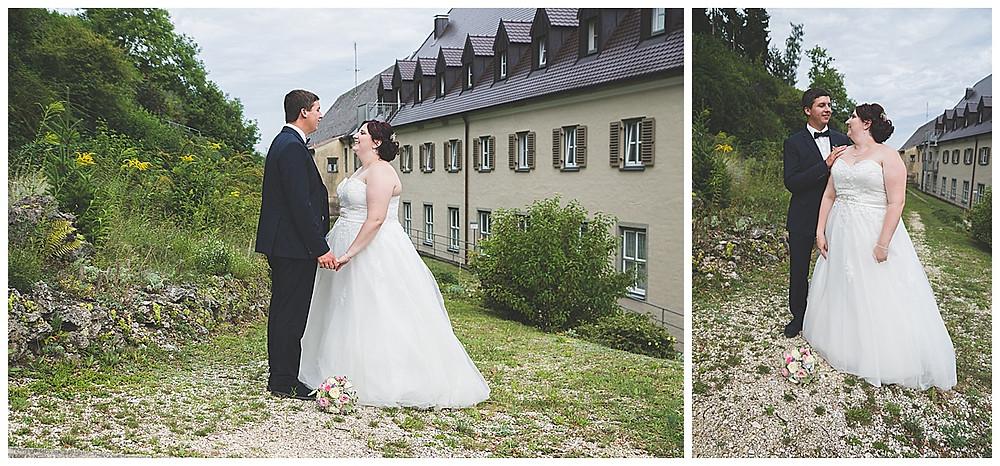 Brautpaarshootig Kloster Ustersbach