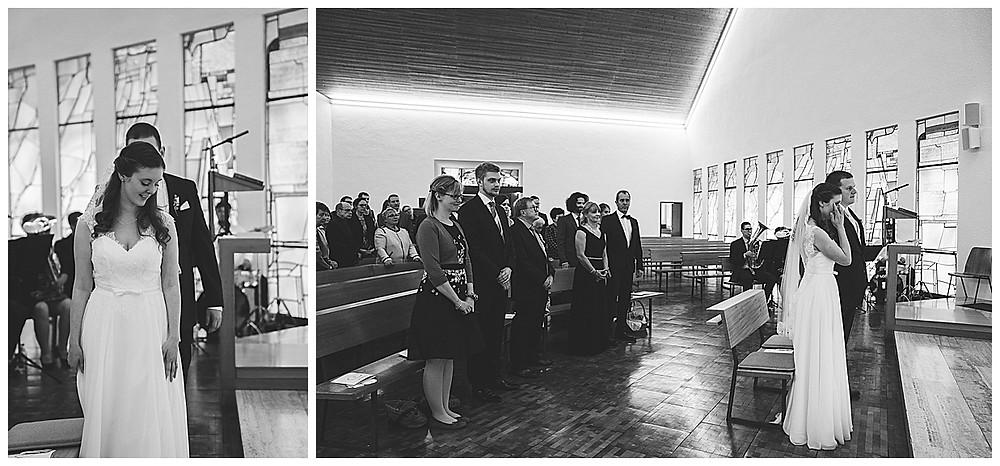 Kirchliche Hochzeit in Biberach