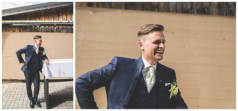 Hochzeitsfeier im Allgäu