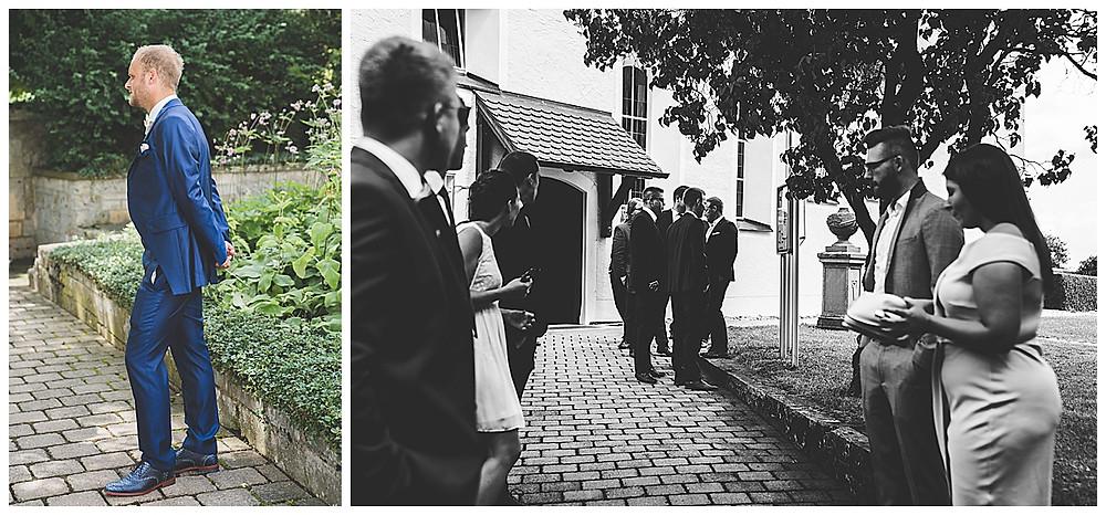 Kirche Scharenstetten Hochzeit