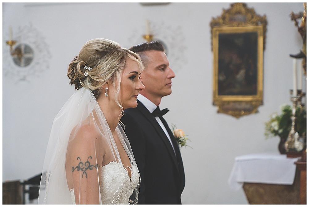 Hochzeitsfotograf Augsburg heiraten in Göggingen Kirche