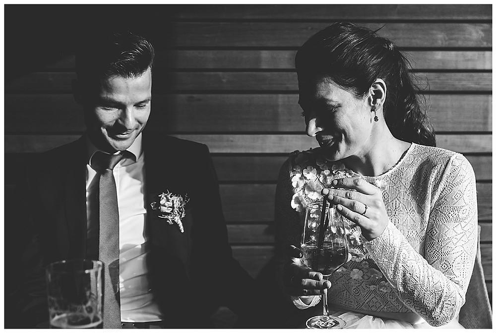 Brautpaar in Ulm auf der Donau