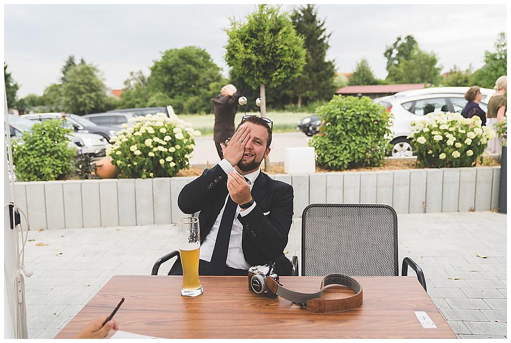 Heiraten Schwarzer Beck Dettingen
