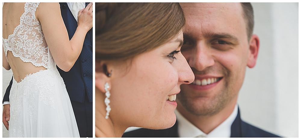 Brautpaarshooting Industriegebiet Hochzeitsfotograf Allgäu