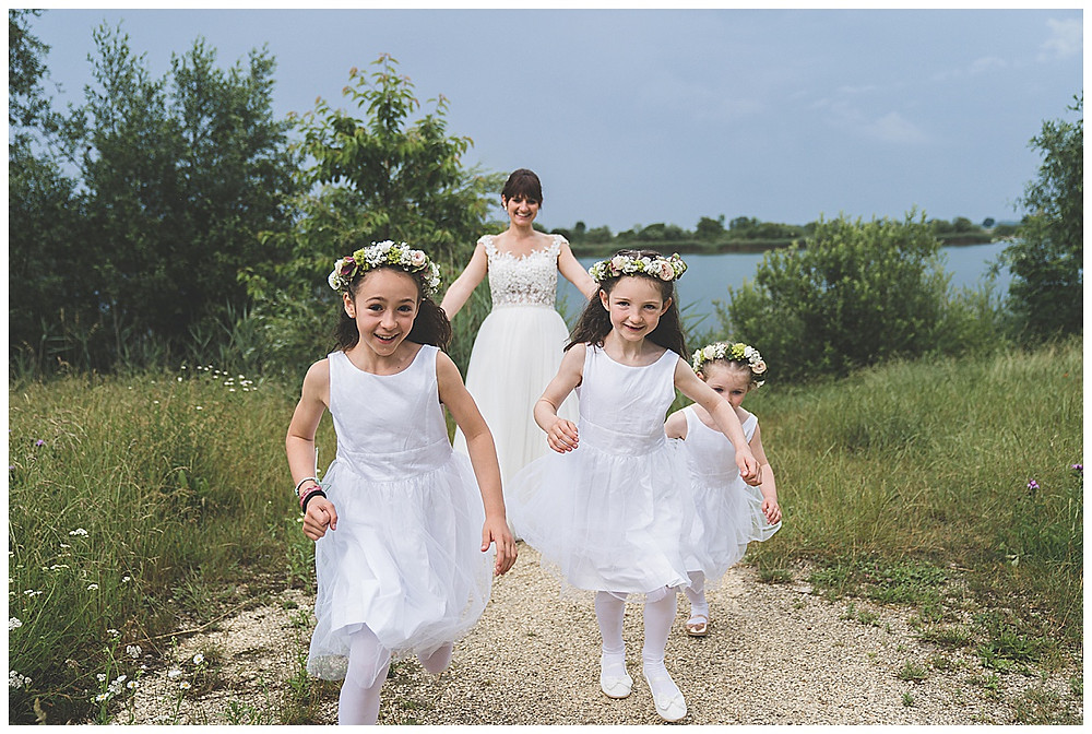 Hochzeitsfotograf Heidenheim  Neuhof am See Brautpaar