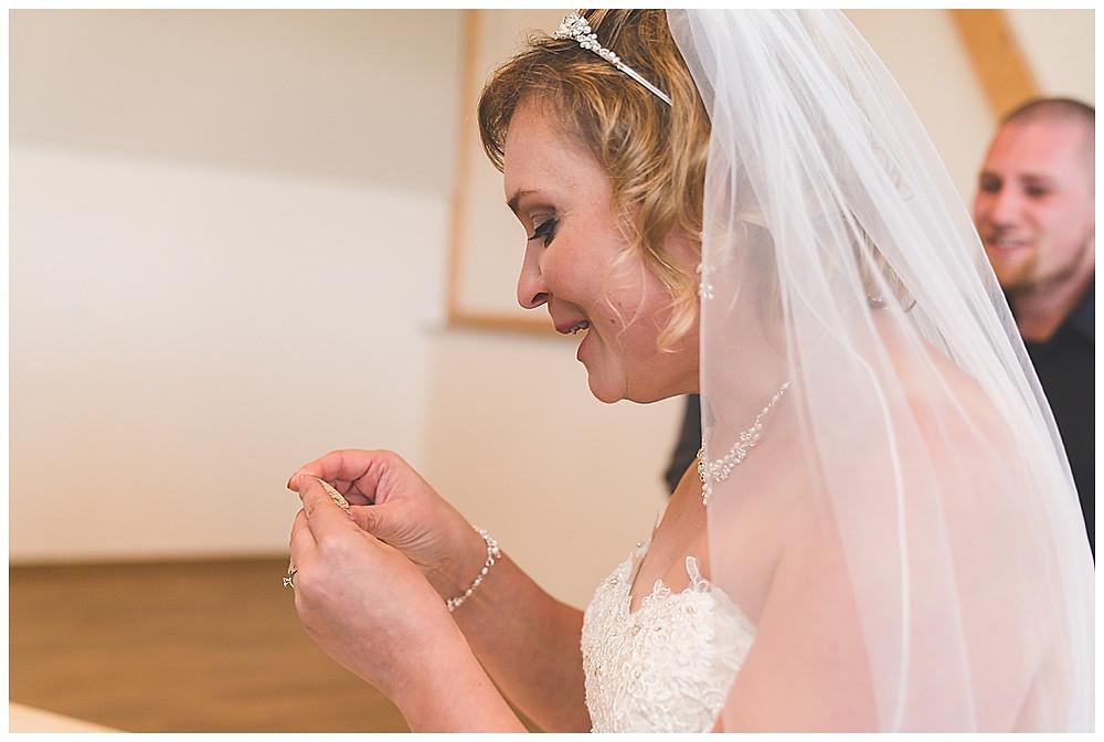 Braut Schwarzer Beck Hochzeitsfotograf Heidenheim