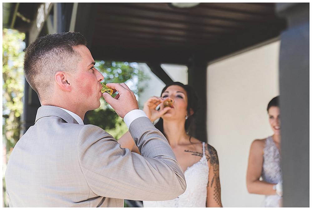 Kirchliche Hochzeit Herbrechtingen