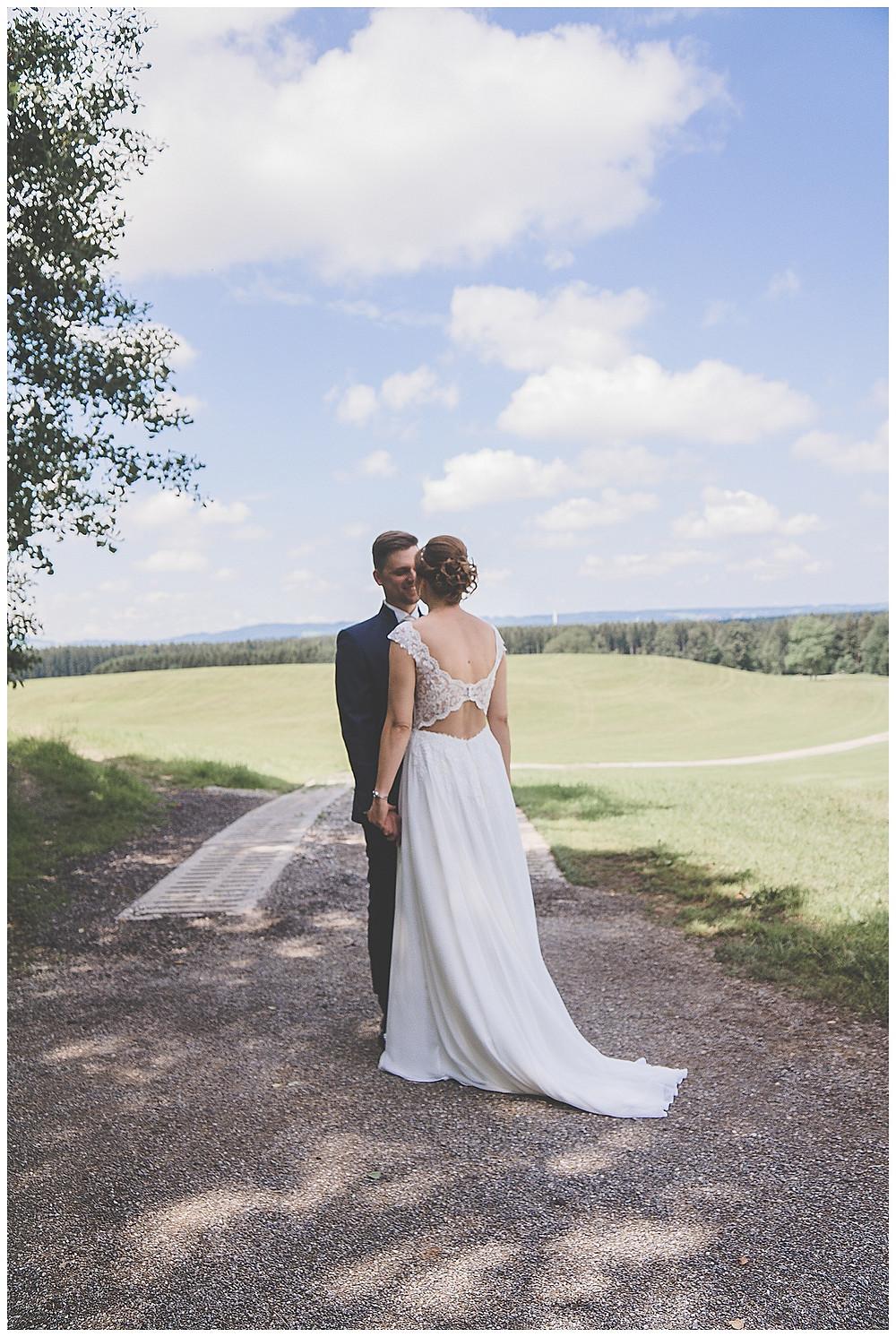 Brautpaarfotos im Allgäu