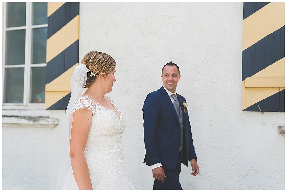 First Look Brautpaar Heidenheim