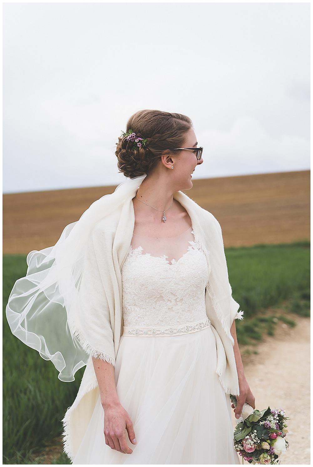Brautportraits Langenau heiraten