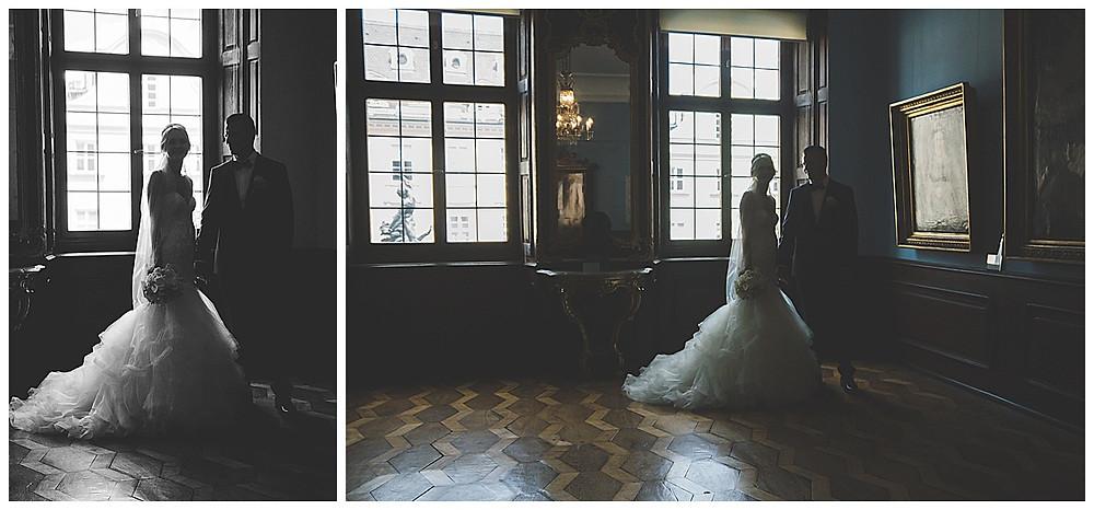 Hochzeitsfotograf Augsburg Brautpaarshooting im Schaetzlerpalais