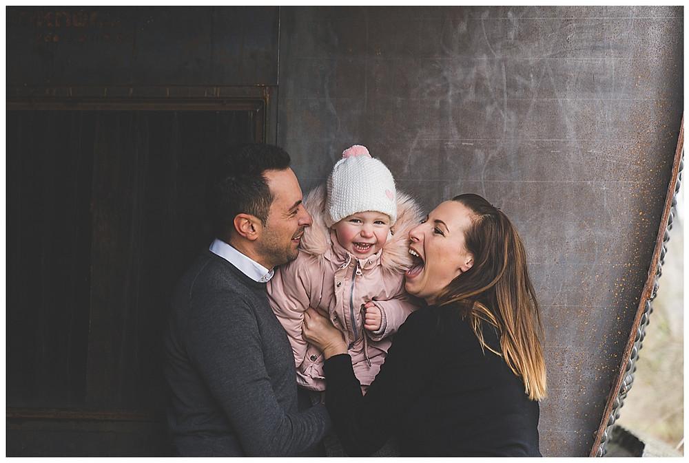 Familienausflug Gaswerk Augsburg  Fotograf