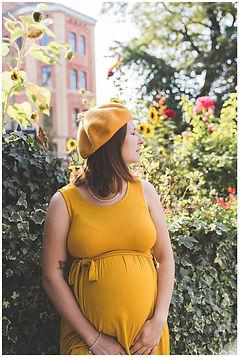 Schwangerschaftsshooting-Bismarckviertel