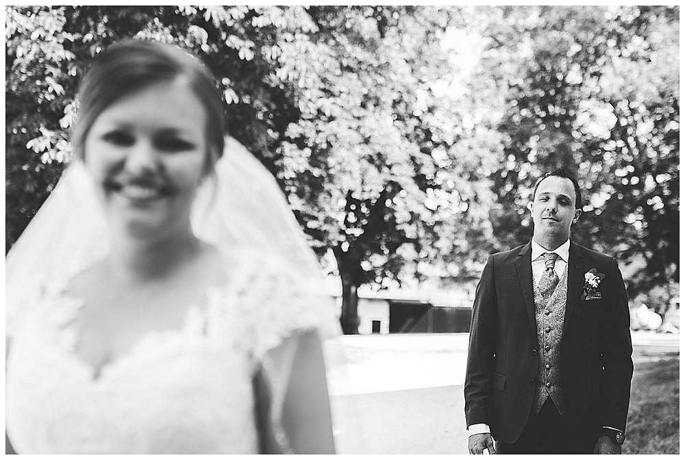 First Look Hochzeitstag Lonetal