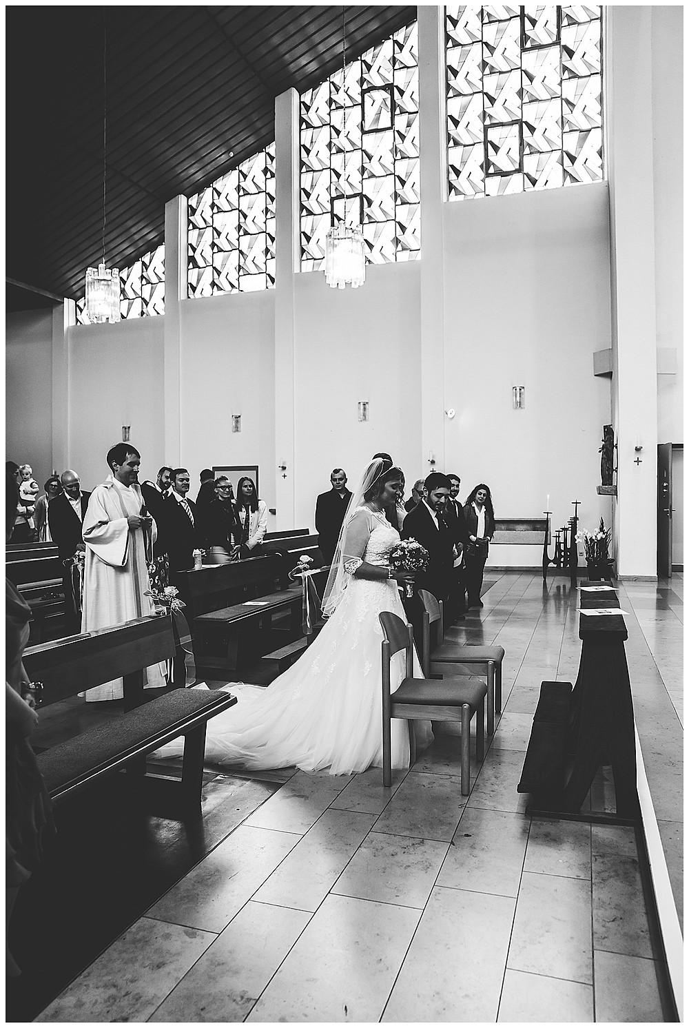 kirchliche Hochzeit Söflingen Ulm