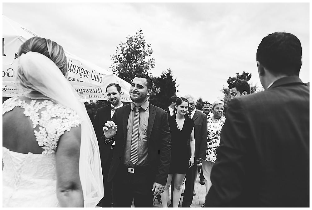 Hochzeitsgesellschaft Schwarzer Beck Dettingen