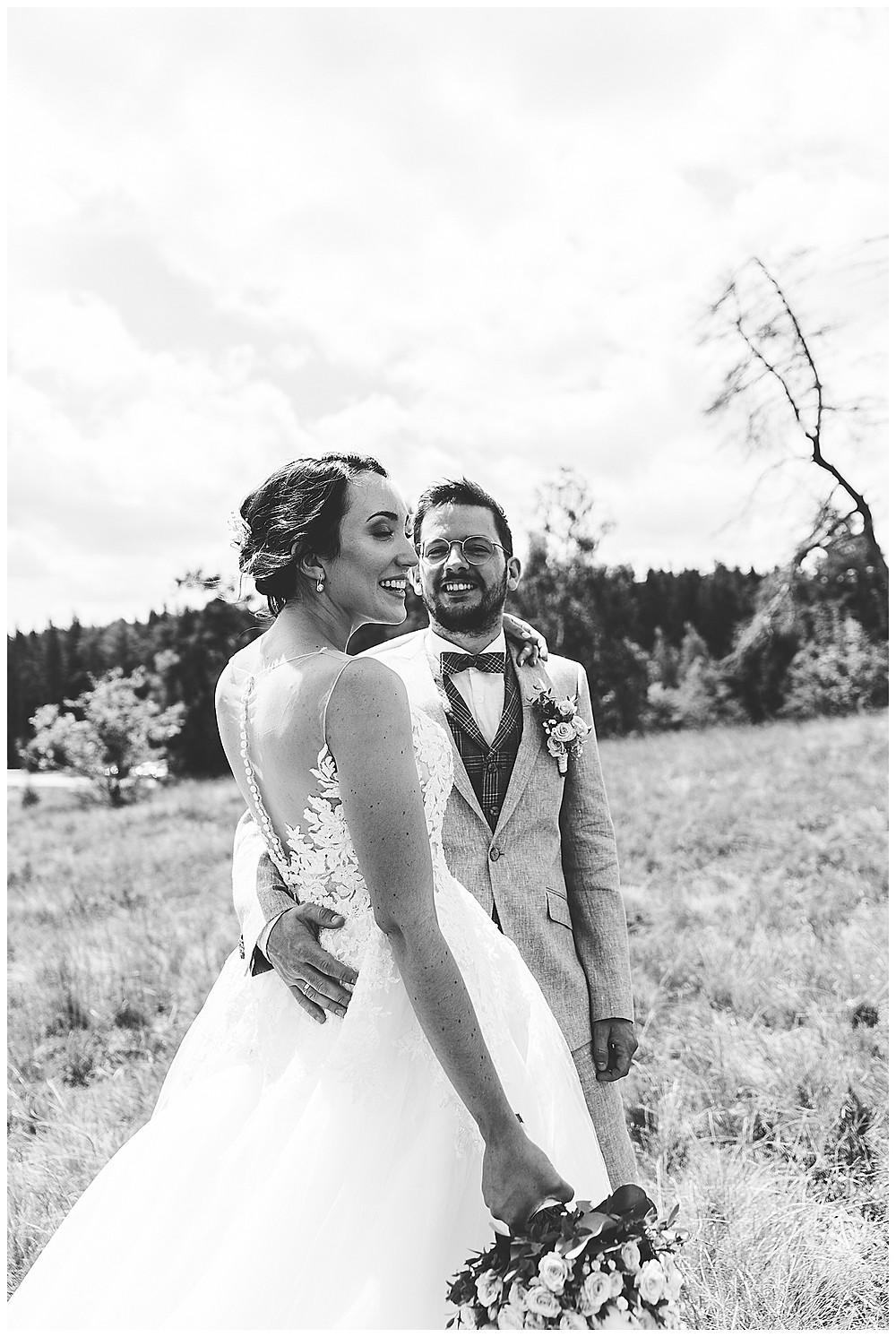 Brautpaarshooting im Wental